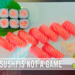 Host a sushi-themed party including sushi and games. - SahmReviews.com