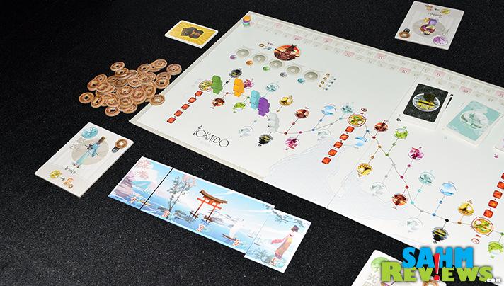Experience Japan through Japanese-themed games such as Tokaido. - SahmReviews.com