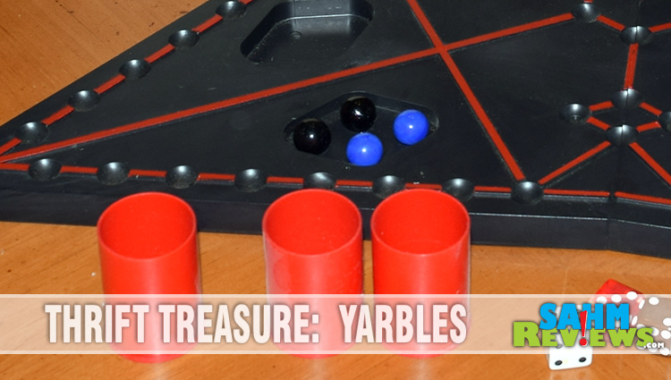 Thrift Treasure: Yarbles