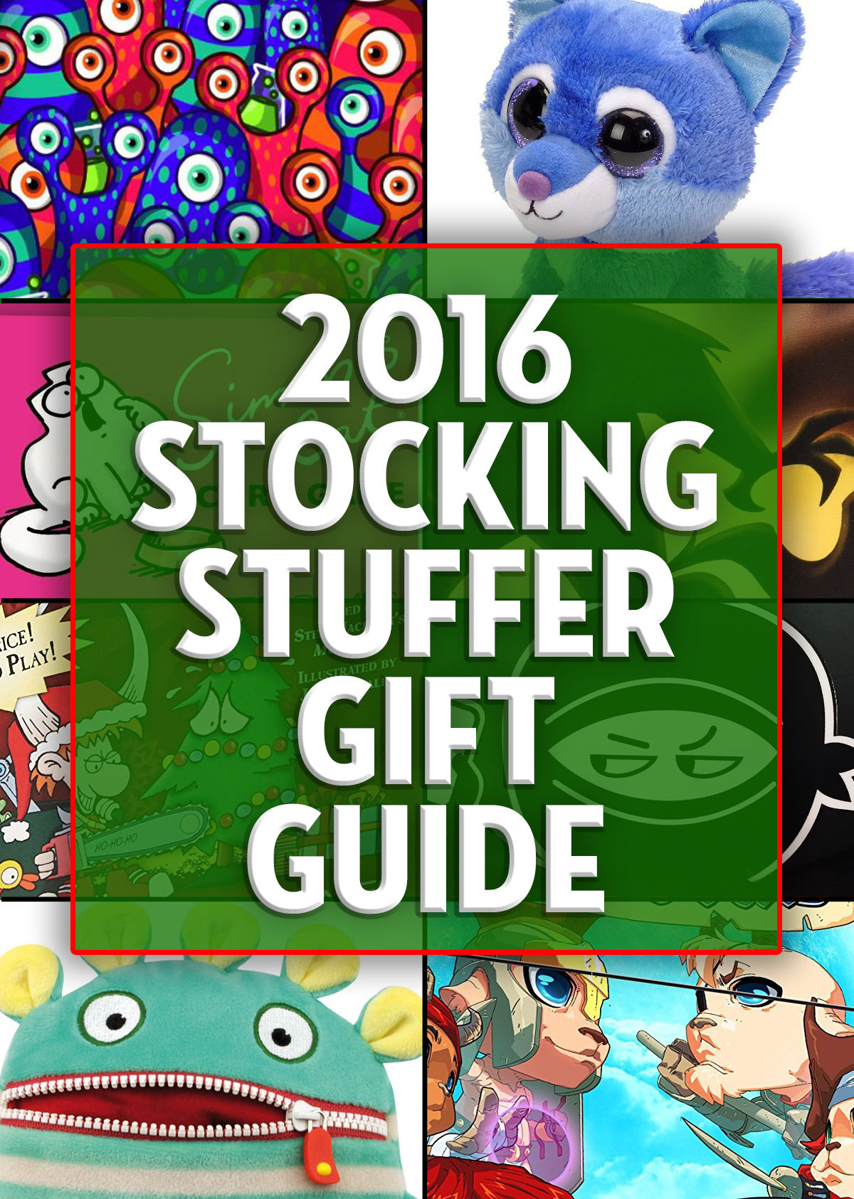 Stocking stuffers! Sometimes the hardest things to buy. Here are our favorite games and toys, all under $20 and guaranteed to fit in almost any stocking! - SahmReviews.com