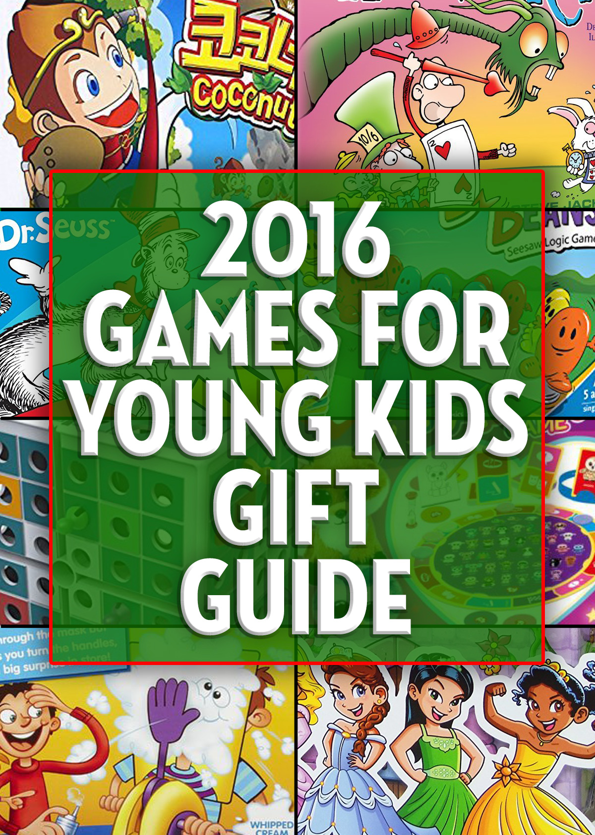 So many choices for young kids in the game aisle. These are our picks for gifts that will certainly please! Check out our Games for Younger Kids Gift Guide! - SahmReviews.com