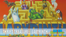 Thrift Treasure: Labyrinth