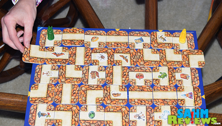 It only took four tries to finally procure a copy of Ravensburger's Labyrinth at thrift. Read more to see why we wanted one so badly! - SahmReviews.com