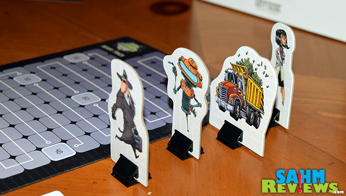 After getting a personal demo of Mad Science Foundation from one of the creators, we knew Cryptozoic Entertainment's new game shoud be in our collection. - SahmReviews.com