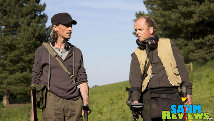 Looking for a new show to bingewatch on Netflix? Check out Detectorists starring Mackenzie Crook and Toby Jones. - SahmReviews.com