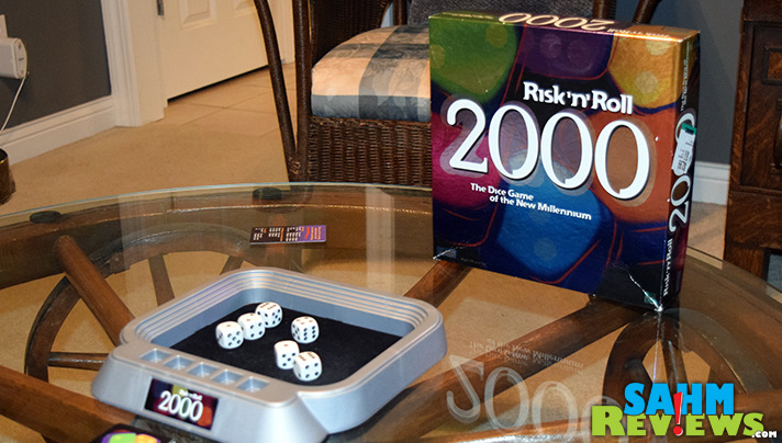 Although dice games are among our favorite, this week's Thrift Treasure probably won't stay in our collection. See what we thought of Risk 'n' Roll 2000. - SahmReviews.com