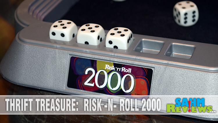 Thrift Treasure: Risk 'n' Roll 2000