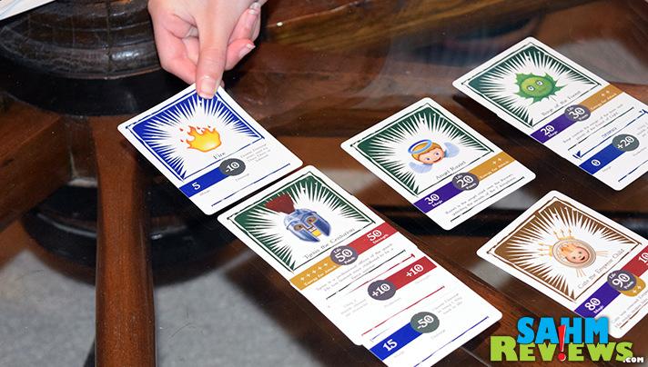 Twizmo Games simplifies card battle games with Emoji Wars. - SahmReviews.com