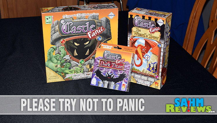 Castle Panic Cooperative Game Overview