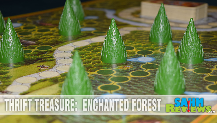 Thrift Treasure: Enchanted Forest