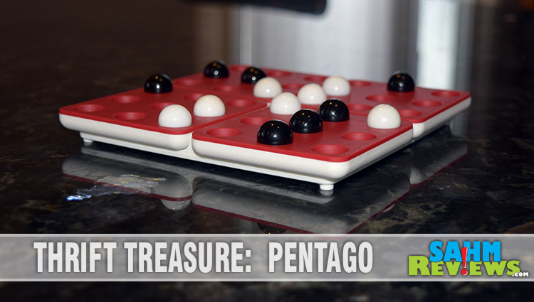 Thrift Treasure: Pentago