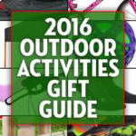 It may be the middle of winter, but that doesn't mean we can't start thinking about going outside! Check out our 2016 Outdoor Activities Gift Guide! - SahmReviews.com
