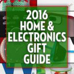 Buying for a significant other (or yourself) can be daunting. Here are a few ideas for home & electronics gifts in our annual Gift Guide! - SahmReviews.com