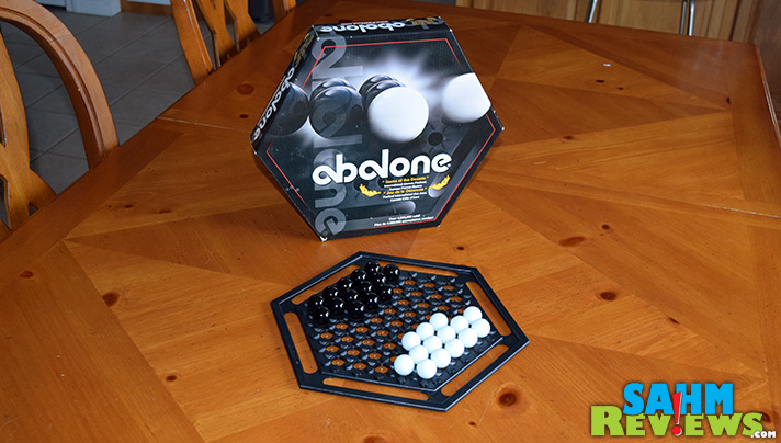 We finish off the week with yet another 2-player game, Abalone. This one we found at Goodwill for only $1.88! Was it worth it? - SahmReviews.com