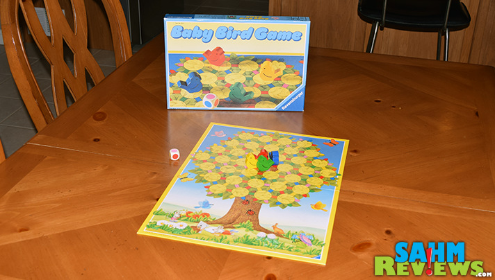 We fell into the trap and bought Baby Bird Game just to get the cute little wooden birds. Read more to see if it was also fun to play! - SahmReviews.com