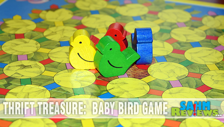 Thrift Treasure: Baby Bird Game