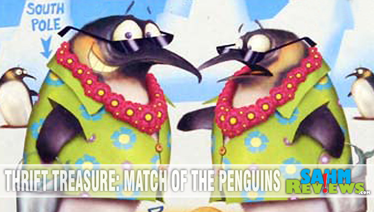 Thrift Treasure: Match of the Penguins