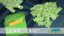 Mow Money Card Game Overview