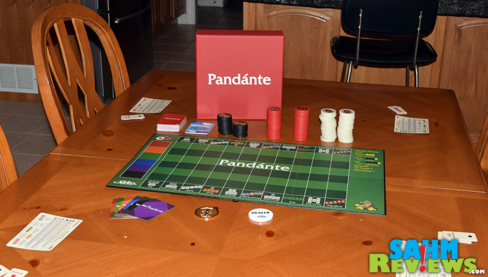 We always chose the panda in Sirlin Games' other titles, but this time they made one just about this one character! Let's take a look at Pandante! - SahmReviews.com