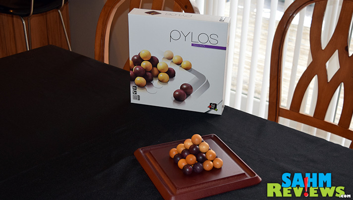 Our multi-year wait is over. We finally have our hands on Pylos by Gigamic and can't wait to show it to you. Head on over to see what we thought! - SahmReviews.com