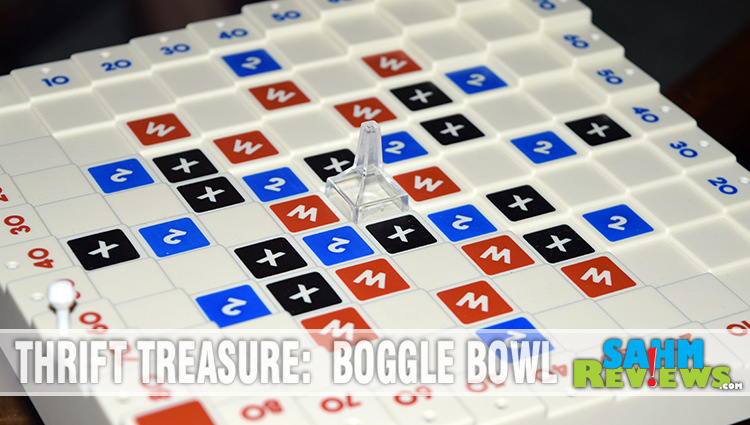 Thrift Treasure: Boggle Bowl