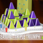 No box, but our copy of Triple Triumph by Cranium did include a custom carrying bag. That was good enough to make it this week's Thrift Treasure! - SahmReviews.com