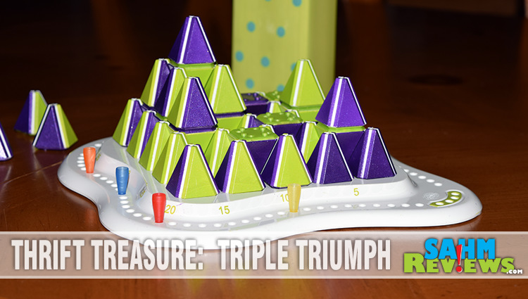 Thrift Treasure: Triple Triumph