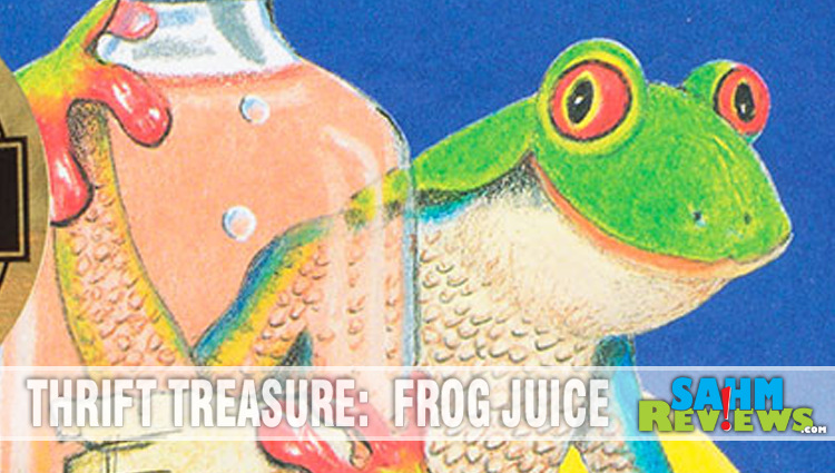 Thrift Treasure: Frog Juice