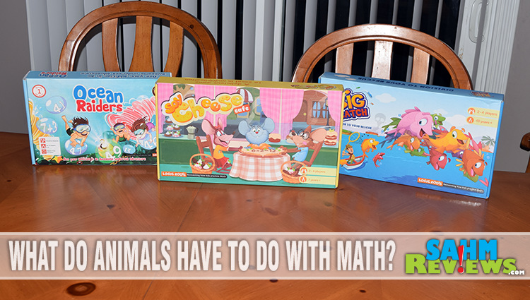 Educational Games From Logic Roots