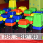 Had never heard of the game company Talicor, but we picked up Stranded at our Goodwill because it looked like a solid abstract game. Was it? - SahmReviews.com