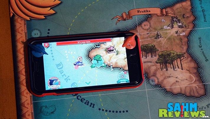World of Yo-Ho tries to marry offline and online gaming with its use of cell phones as board pieces. See whether we thought it worked or not! - SahmReviews.com
