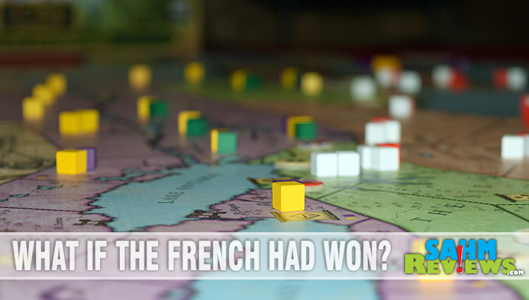 1754: Conquest Board Game Overview