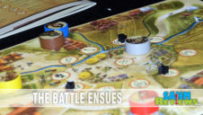 7 Ronin Board Game Overview