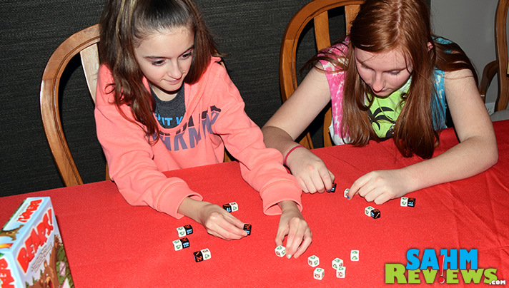 Bears! Run, fight or just sleep. It's your choice in this dice game from Fireside Games. - SahmReviews.com
