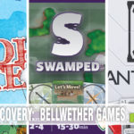 A new-to-us company was exhibiting at ChiTaG this past fall. We took a look at four of Bellwether Games' titles. Will we be as excited for the next ones? - SahmReviews.com