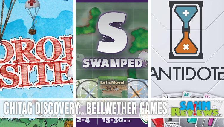 ChiTaG Discovery: Bellwether Games