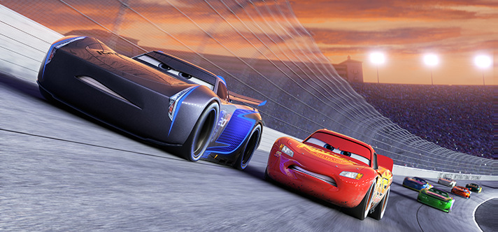 Things are all about to change for Lightning McQueen. Check out our exclusive interviews. - SahmReviews.com #Cars3Event
