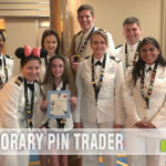 An invitation to be the Honorary Pin Trader on Disney Cruise Line. - SahmReviews.com #DisneySMMC