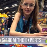 For under $15, Dungeon Busters has a lot of fun in its small box. But when upgraded with deluxe plastic gems it becomes that much more fun! - SahmReviews.com