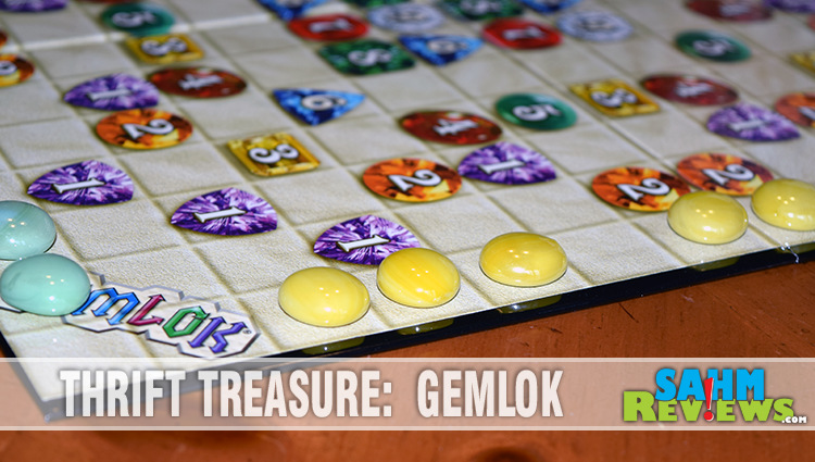 Thrift Treasure: Gemlok