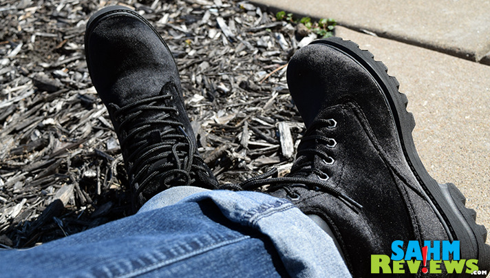 Lugz Empire Hi VT boots are comfortable and fashionable. - SahmReviews.com