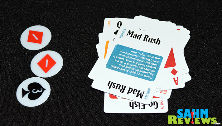 Main Street Card Club first taught us Blackjack in the form of a family card game. Now they're back to teach us poker! Check out Rush to Flush! - SahmReviews.com