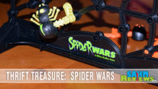 Thrift Treasure: Spider Wars