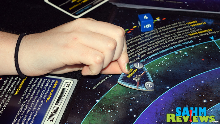 If you're a fan of Fireside Games' Castle Panic AND a diehard Trekkie, you have to get a copy of USAopoly's Star Trek Panic. Find out why! - SahmReviews.com