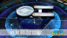 Star Trek Panic Board Game Overview