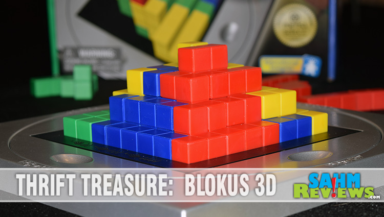 Thrift Treasure: Blokus 3D