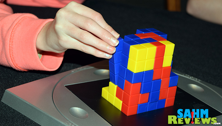 We knew Blokus 3D would be hard to find as it was bringing big bucks on eBay. We scored a copy at Goodwill for a couple bucks - was it worth it? - SahmReviews.com