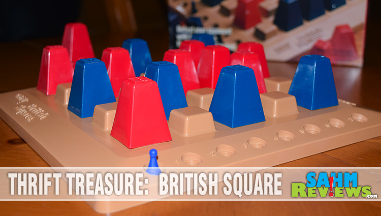 Thrift Treasure: British Square