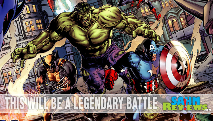 Legendary: A Marvel Deck-Building Game Overview