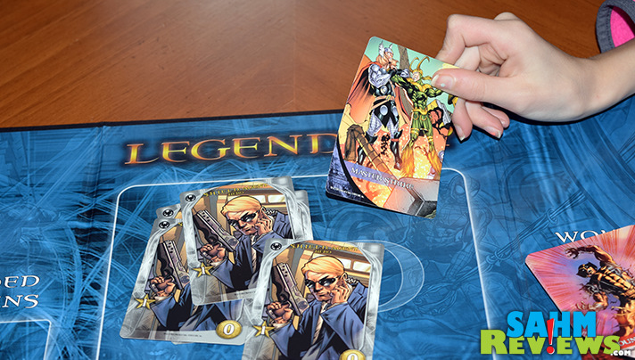 We've decided that if we can only have one Marvel-themed game in our collection, Legendary by Upper Deck is the one. Find out why we think this way! - SahmReviews.com